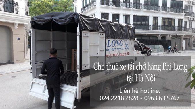 Dịch vụ cho thuê xe tải giá rẻ tại phường Tây Tựu