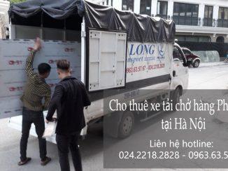 Dịch vụ cho thuê xe tải tại phố Văn Quán
