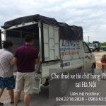 Dịch vụ taxi tải chở hàng thuê tại đường Lạc Long Quân