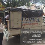 Dịch vụ cho thuê xe tải tại đường Xuân Diệu