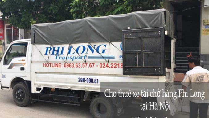Taxi tải giá rẻ tại phường Đồng Mai