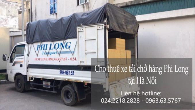 Dịch vụ taxi tải chở hàng tại phường Phú Diễn