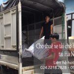 Cho thuê xe tải giá rẻ tại đường Hùng Vương
