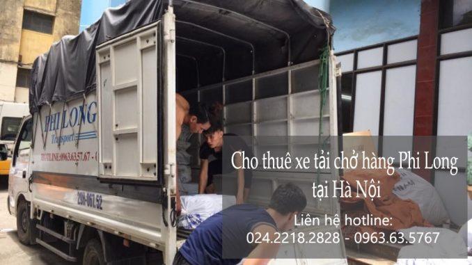 Dịch vụ taxi tải Phi Long tại phố Đặng Vũ Hỷ