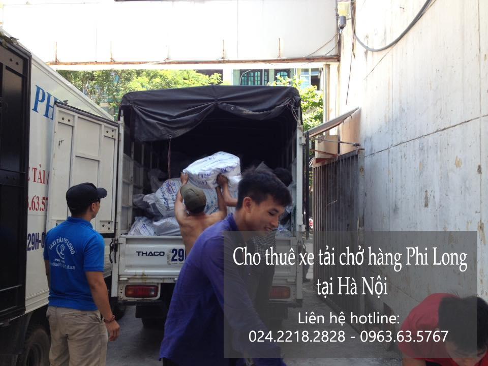 Taxi tải giá rẻ tại phường Xuân Đỉnh