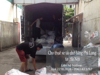 Dịch vụ taxi tải giá rẻ tại phường Đông Ngạc 2