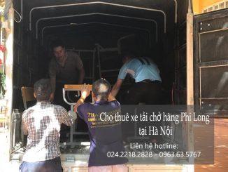 Cho thuê xe tải chuyển nhà tại phường Đông Ngạc 1