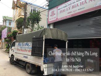 Cho thuê xe tải giá rẻ tại phường Liên Mạc
