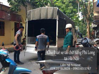 Dịch vụ cho thuê xe tải vận chuyển tại đường Thọ Lão