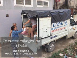 Cho thuê xe tải vận chuyển tại khu đô thị Nam An Khánh