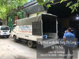 Dịch vụ cho thuê xe tải tại phố Nguyễn Văn Giáp
