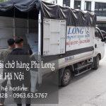 Dịch vụ cho thuê xe tải tại phố Từ Hoa