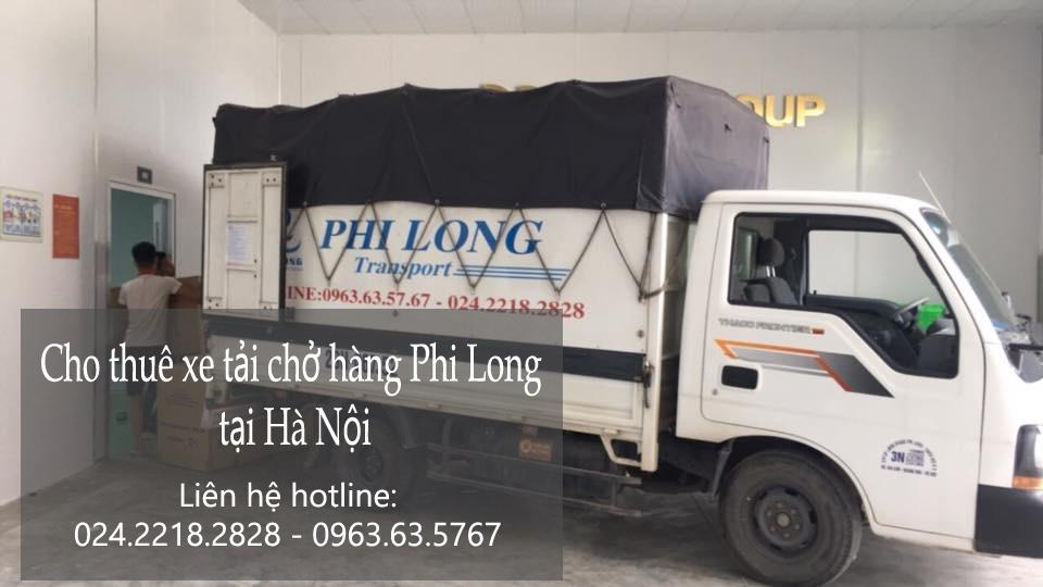 Cho thuê xe tải chở hàng tại đường Tân Nhuệ