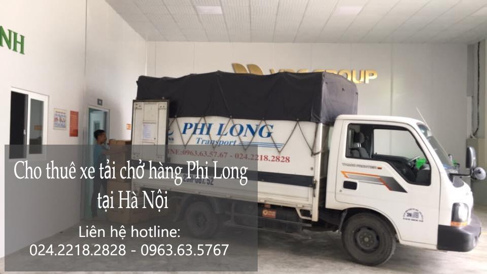 Dịch vụ taxi tải Phi Long tại đường Hải Bối