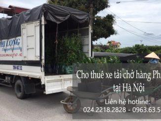 Cho thuê xe tải chở hàng tại phố Trung Tựu