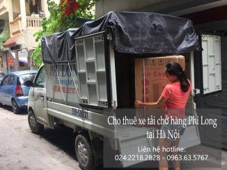 Dịch vụ cho thuê xe tải tại đường Xuân Canh