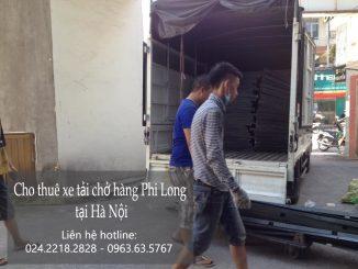 Cho thuê xe tải giá rẻ tại đường Sùng Khang