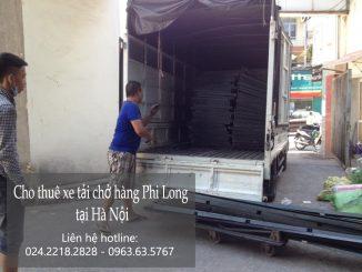 Dịch vụ cho thuê xe tải tại phố Trần Nhân Tông