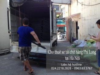 Dịch vụ cho thuê xe tải tại phố Cao Bá Quát