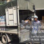 Dịch vụ cho thuê xe tải tại đường Kim Giang