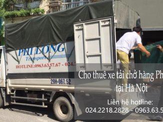 Cho thuê xe tải giá rẻ tại đường Trại Giam