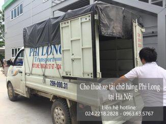Dịch vụ cho thuê xe tải tại phố Đỗ Đức Dục