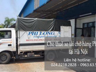 Dịch vụ cho thuê xe tải tại phố Trần Văn Lai