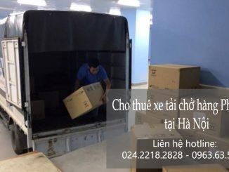 Dịch vụ cho thuê xe tải tại phố Phú Xá