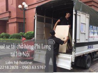 Dịch vụ taxi tải tại phố Nhân Hòa 2019