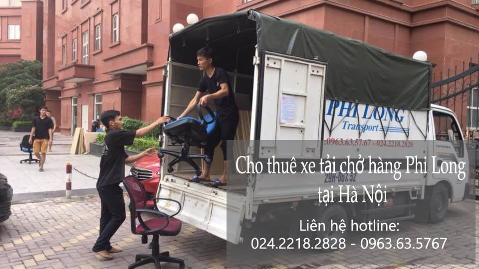 Dịch vụ xe tải chở hàng thuê tại phố Nguyễn Xuân Viết