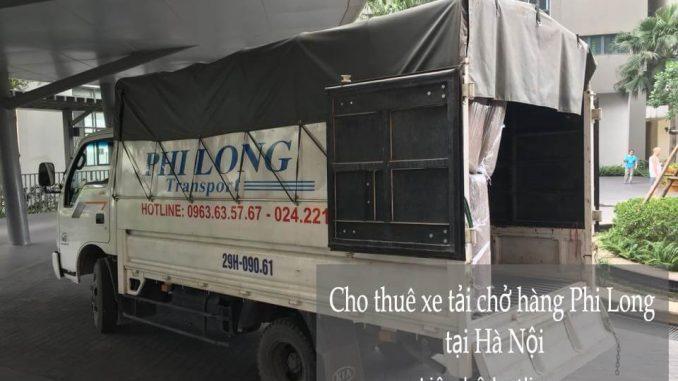Dịch vụ cho thuê xe tải tại đường Nguyễn Cảnh Dị