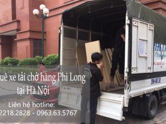 Dịch vụ cho thuê xe tải vận chuyển tại đường Lại Thượng
