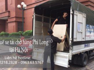 Dịch vụ taxi tải Phi Long tại đường Xuân La
