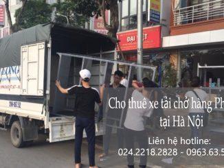 Dịch vụ taxi tải chuyển nhà tại phố Hoàng Mai
