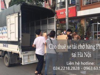 Dịch vụ cho thuê xe tải tại đường Thạch Xá