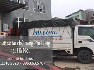 Dịch vụ cho thuê xe tải tại đường Nguyễn Cửu Phú