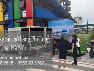 Dịch vụ cho thuê xe tải giá rẻ tại đường Nguyễn Cửu Phú