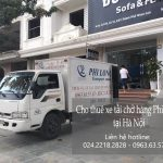 Dịch vụ taxi tải Phi Long tại phố Dương Khê