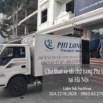 Taxi tải Phi Long nhận chở hàng từ Hà Nội đi Thái Bình