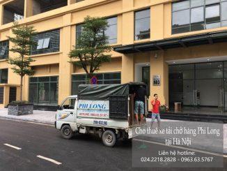 Dịch vụ taxi tải tại phố Hoa Bằng