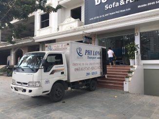 Cho thuê xe tải chở hàng tại phường Quang Trung