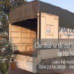 Cho thuê xe tải chở hàng tại phố Ngô Xuân Quảng