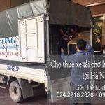Cho thuê xe tải chở hàng tại phường Cầu Diễn