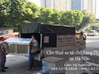 Dịch vụ taxi tải tại phố Đình Ngang