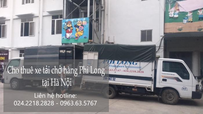 Dịch vụ taxi tải Phi Long tại đường Phạm Hùng