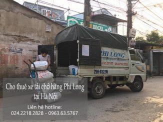 Cho thuê xe tải tại phố Kim Mã Thượng