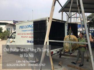 Dịch vụ taxi tải Phi Long tại phố Lạc Chính