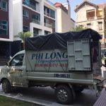 Taxi tải chuyển nhà giá rẻ tại phường Nhật Tân