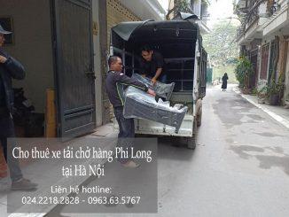 Dịch vụ taxi tải Phi Long tại phố Khương Đình 2019