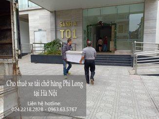 Taxi tải Phi Long tại phố Hồng Phúc